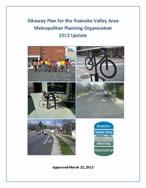 Bikeway Plan 2012 cover